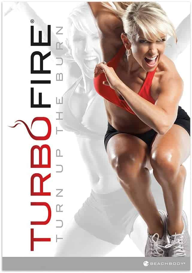 Turbo Fire Poster with Chalene Johnson