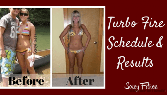 Turbo Fire Schedule & Review – My Best Results Yet!