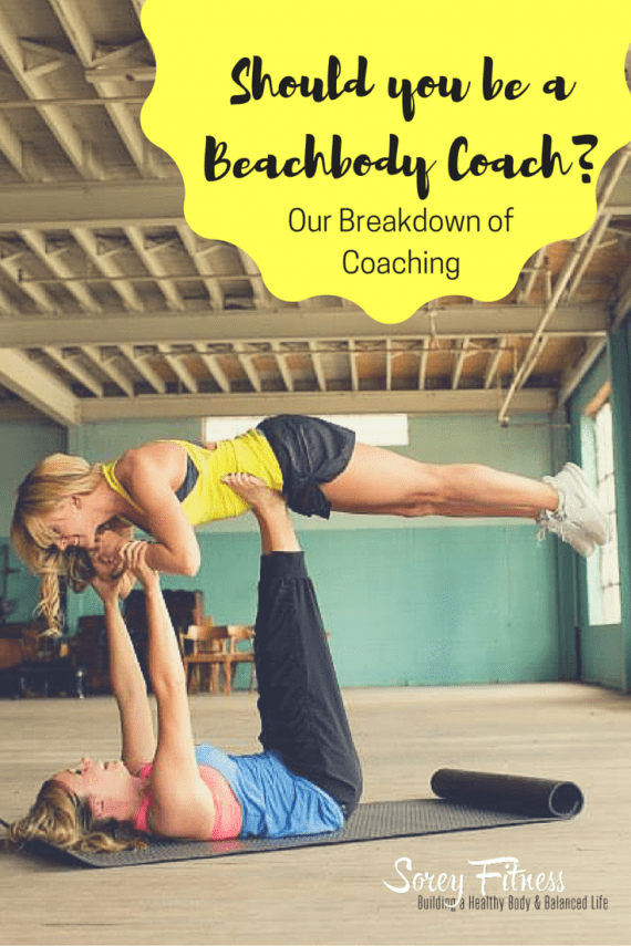 Should You Become a Beachbody Coach
