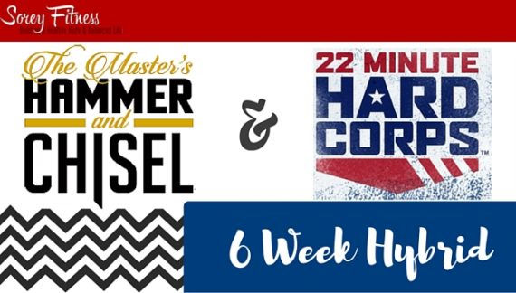 22 minute hard corps hammer and chisel calendar