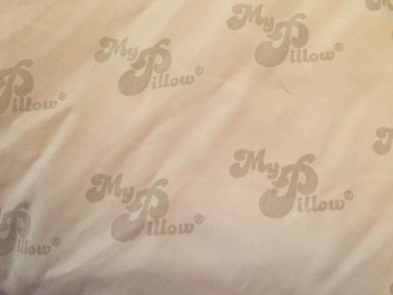 My Pillow Close Up