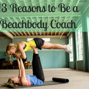 considering being a beachbody coach