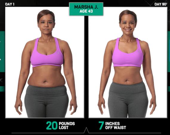 Core De Force Review & Results | Workout List & Length Details