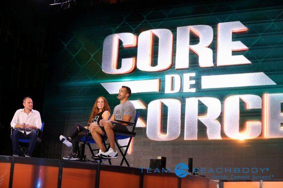 Core De Force Joel and Jericho Workouts