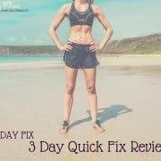 3 Day Quick Fix