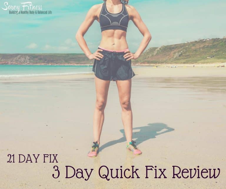 What the 21 Day Fix 3 Day Quick Fix is and If it Really Works