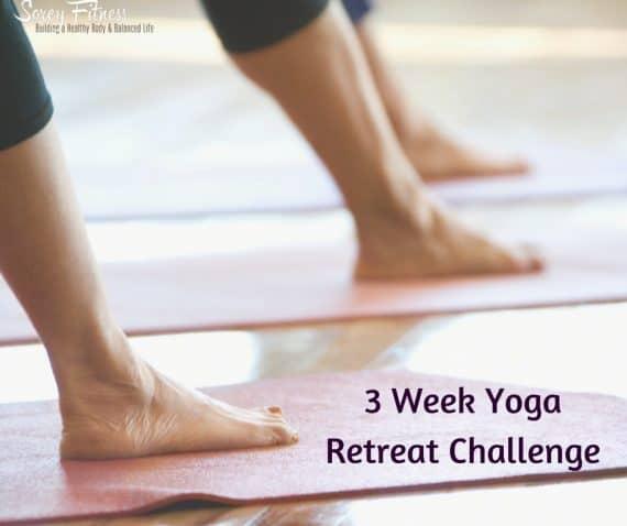 3 Week Yoga Challenge