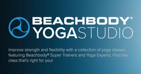 Beachbody Yoga Studio