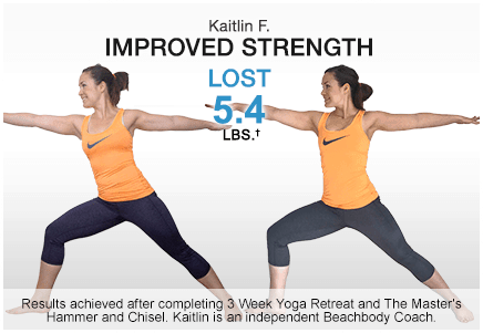 kaitlin f before and after 3 week yoga retreat