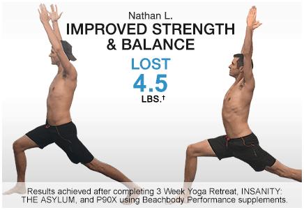 nathan 3 week yoga retreat results