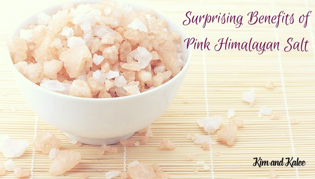 Pink Himalayan Salt Benefits