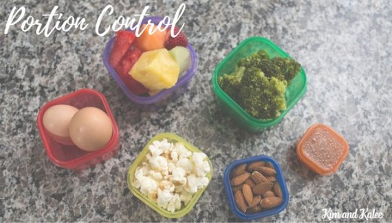 How to Use Portion Control Containers for Weight Loss