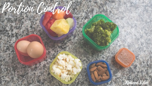 11 Surprising Portion Control Tips to Hit Your Goal Weight