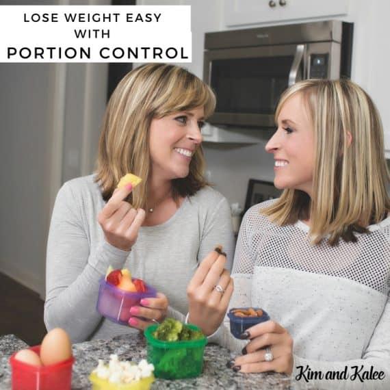 portion control diet