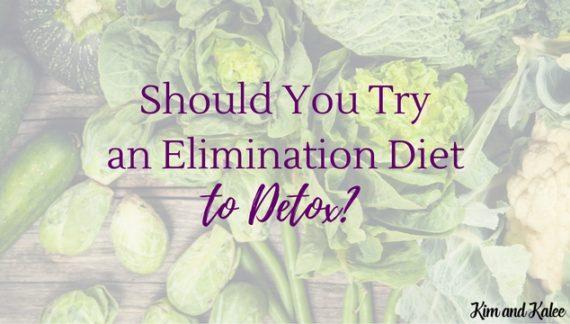 elimination diet to detox
