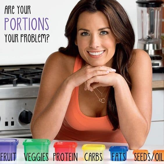 21 day fix approved foods list