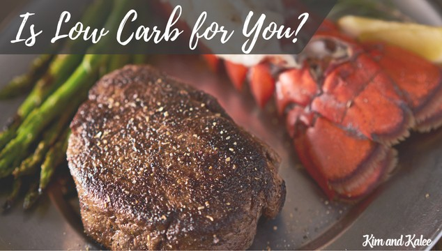 5 Low Carb Diets – Which One Works for You?