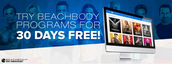 Try Beachbody On Demand Free for 30 Days