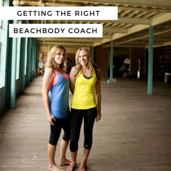 Beachbody 21 day fix coach