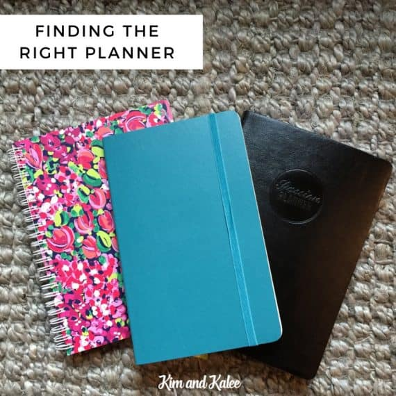 Finding the Right Planner