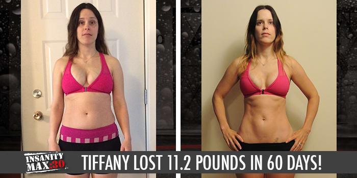 Insanity Max 30 Results Tiffany