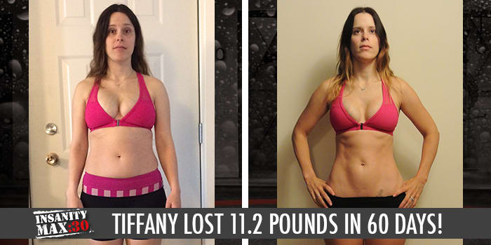 Insanity Max 30 Results Tiffany
