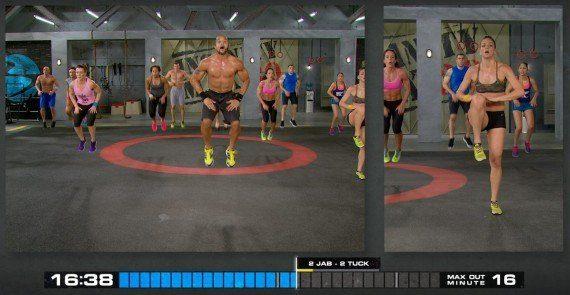 Insanity max 30 workout modifier