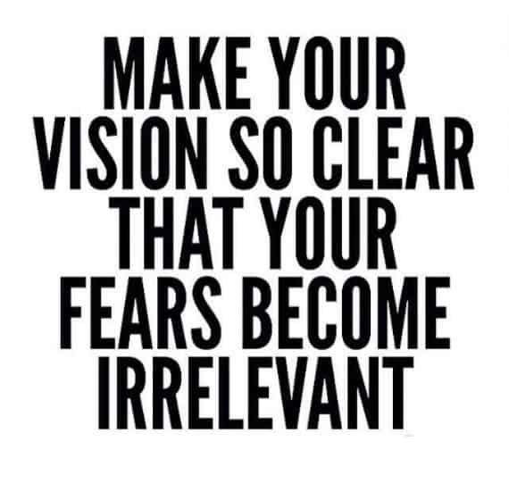 vision for 2017 goals