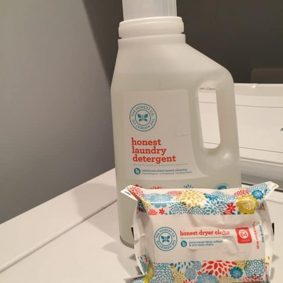 Honest Company Review Laundry-min
