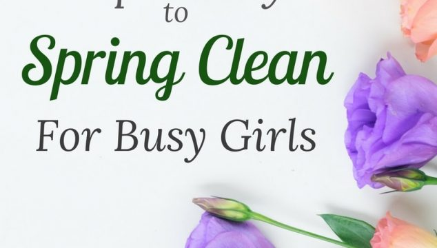 35 Unusual Spring Cleaning Tips – Simple Hacks For Busy Girls