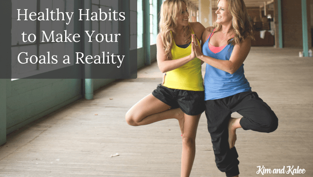 Healthy Habits – 11 Simple Tips to Make Your Weight Loss Goals a Reality