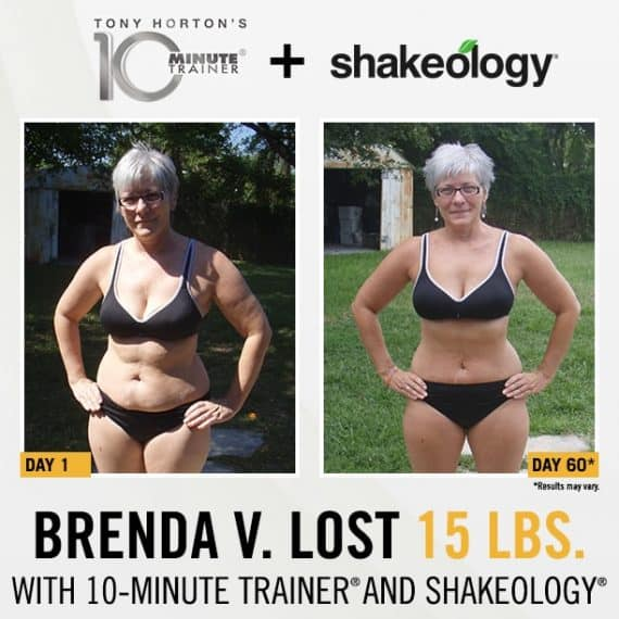 10 minute trainer shakeology reviews