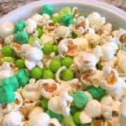 St Patricks Day Popcorn