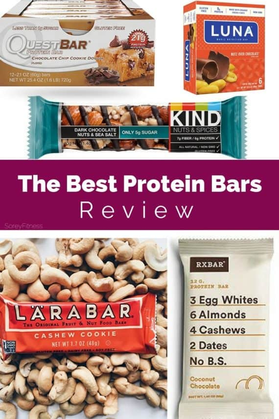 Best Protein Bars Review for Women – Health, Taste and Results