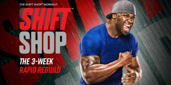 All Access to Beachbody's Chris Downing's Shift Shop Workout