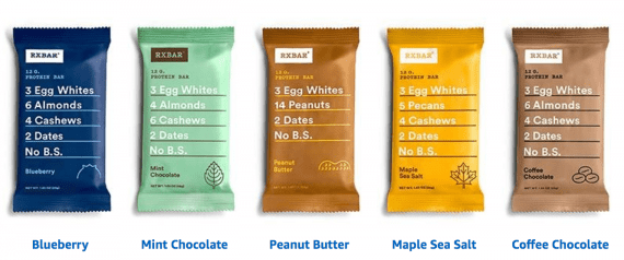 Best RX Protein Bars review