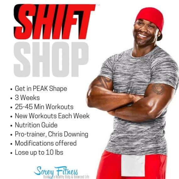 Shift Shop Workout Beachbody