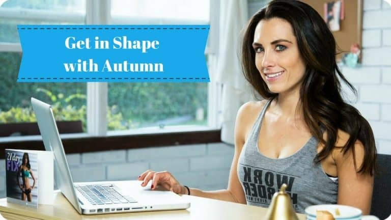 Autumn Calabrese Whips You Into Shape in 30 Minutes