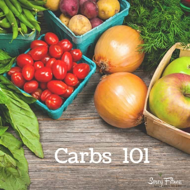 What are Carbs? Your List to Complex Carbohydrates