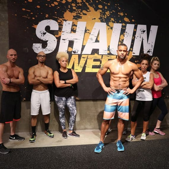 Shaun Week Beachbody on demand