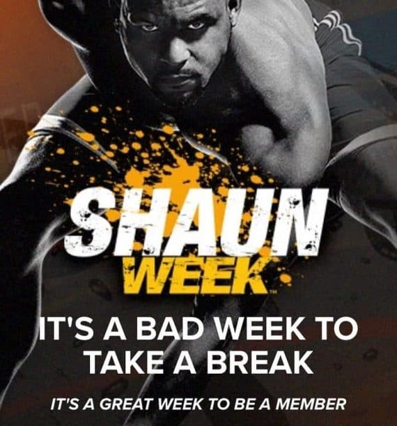 Shaun T Week Insane Focus