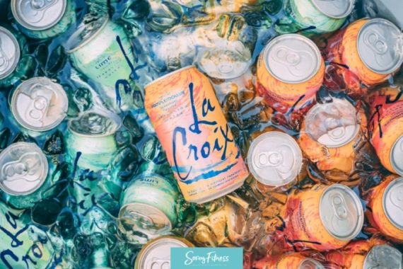 La Croix is an alternative to Sparkling Ice Water