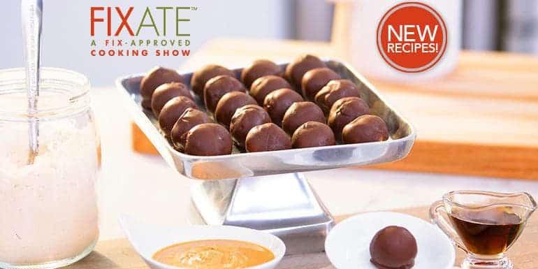 https://www.beachbodyondemand.com/blog/peanut-butter-chocolate-balls from FIXATE