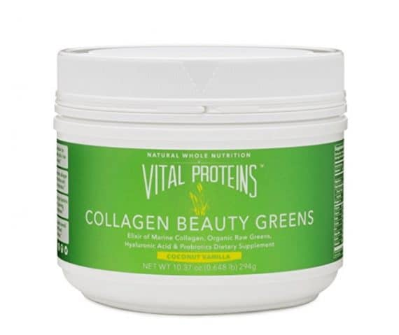 Vital Proteins Collagen Beauty Greens Review