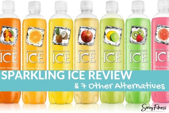 Sparkling Ice Review Ingredients to find out if its healthy