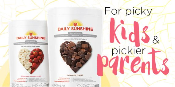 Daily Sunshine Smoothie - Food Allergy Friendly Kid Snack
