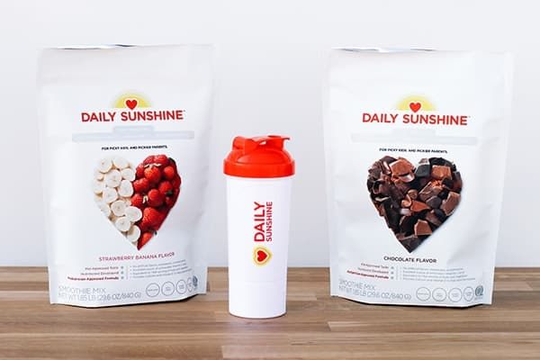 Daily Sunshine Reviews of Smoothies