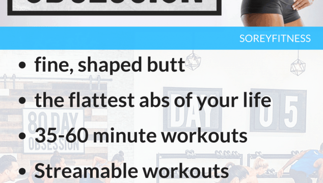 80 Day Obsession Review – Everything You Need to Know About Autumn's New Workouts