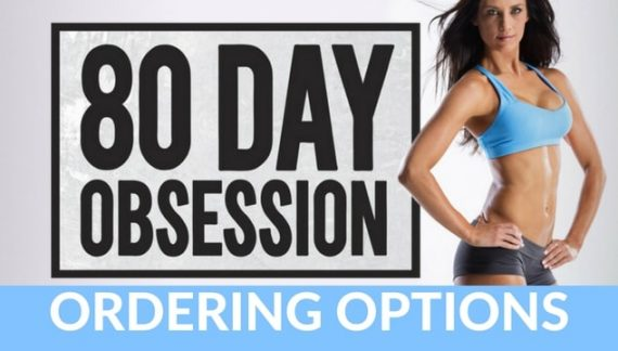 How much does 80 day obsession cost