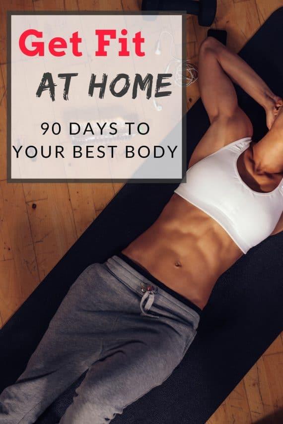 P90X Challenge – 90 Days to Your Best Body – Starts 9/4/2017